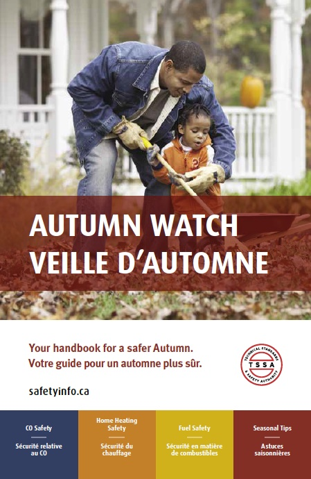 Autumn Watch Booklet